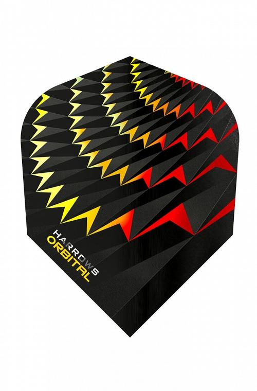 Voadores Harrows Orbital Amarelo/Vermelho