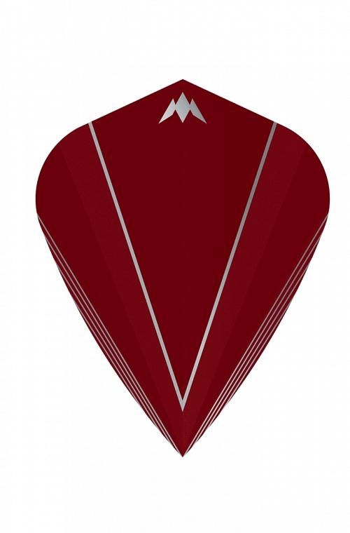 Voadores Mission Shades Kite Vermelho