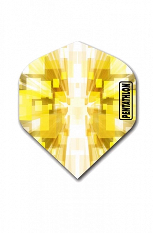 Voadores Pentathlon Vizion Star Burst Amarelo