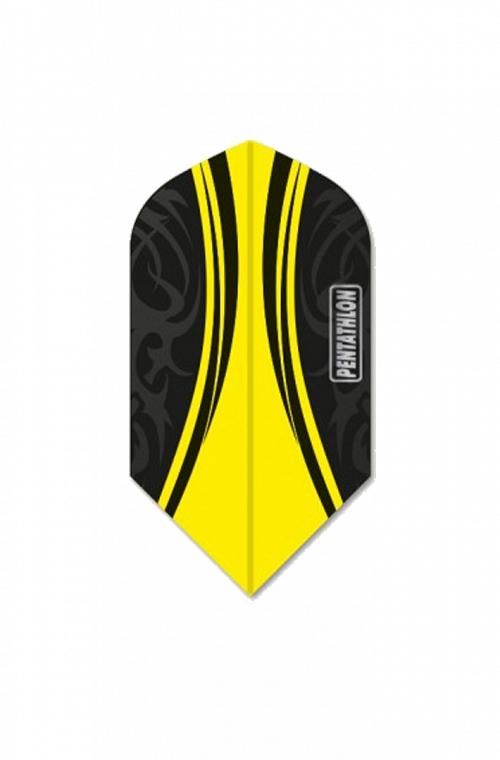 Voadores Pentathlon Vizion Swish Slim Amarelo