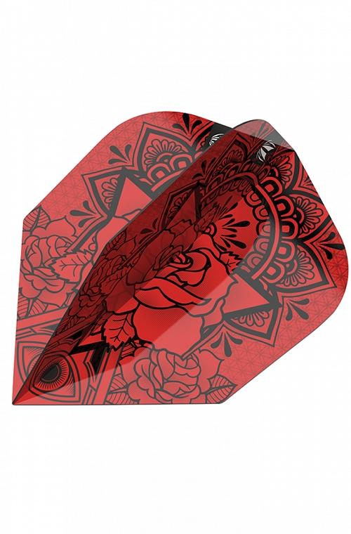 Voadores Target Ink Pro Vermelho N6