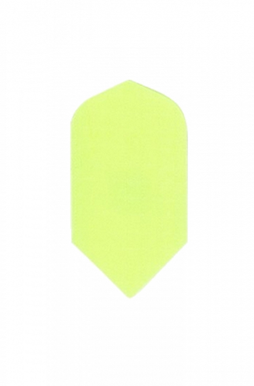 Voadores Tecido Slim Amarelo Fluor