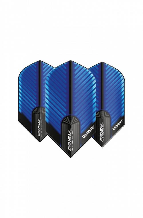 Voadores Winmau Alpha Slim Azul/Preto