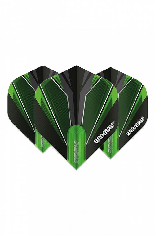 Voadores Winmau Alpha Standard Preto/Verde
