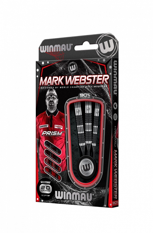 Winmau Mark Webster Darts 20gr