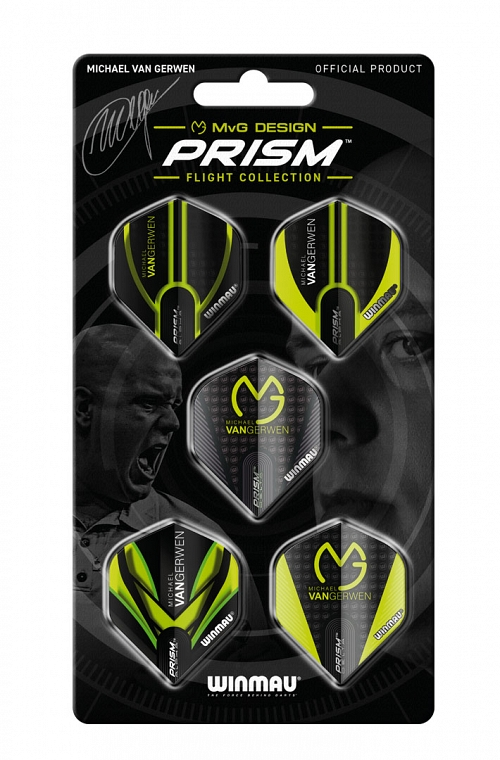 Winmau MVG Prism Flight Pack